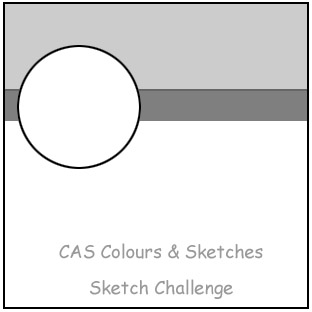 CAS Colour & Sketch Challenge #42