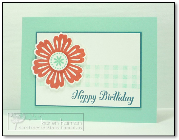 by karen @ carefree creations - Calypso Flower