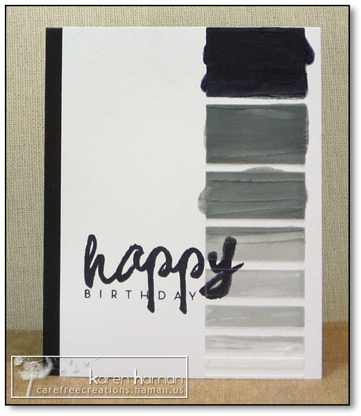 by karen @ carefree creations - Shades of Grey