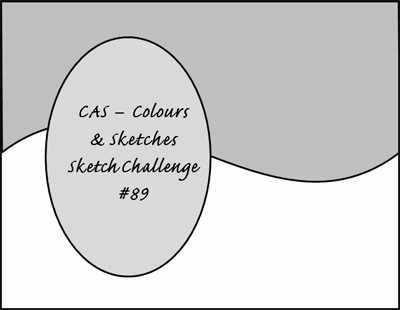 CAS Colours & Sketches Challenge #89