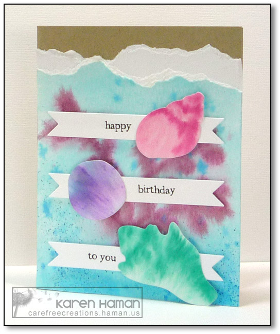 PTI Blog Hop | by karen @ carefree creations