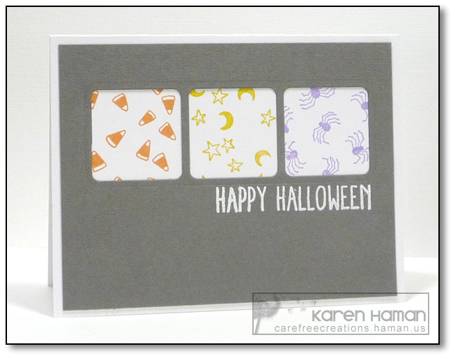 Halloween Icons Trio   by karen @ carefree creations