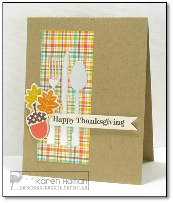Thanksgiving Dinner | by karen @ carefree creations