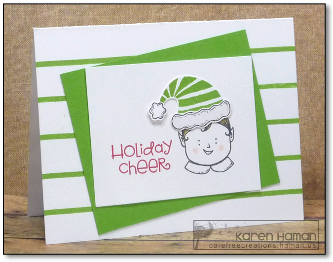 Holiday Elf Cheer | by karen @ carefree creations