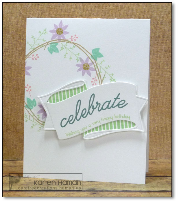 Spring Celebration | by karen @ carefree creations