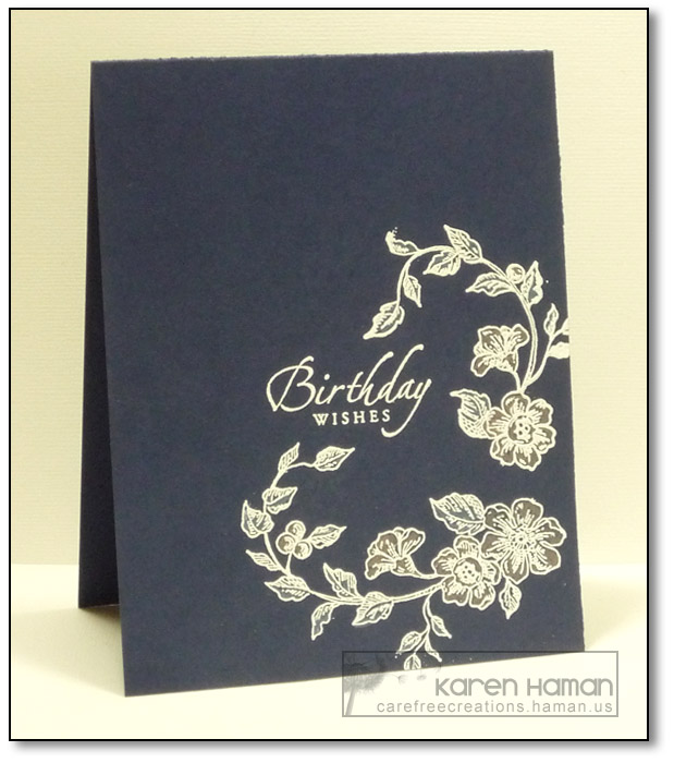 Birthday Toile | by karen @ carefree creations